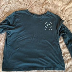 RVCA long sleeve top.